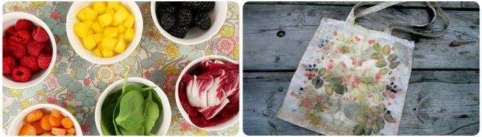Натуральные красители для тканей