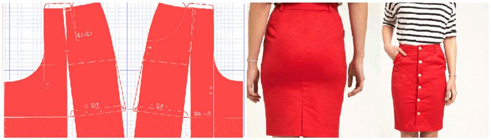06f7cde1bfb Разработка лекал и изготовление выкроек одежды под силу только  высококвалифицированным специалистам. Данные изделия нельзя просто вырезать  из картона